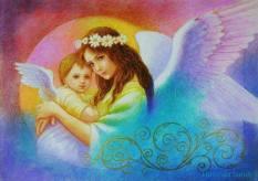 Angeli amore materno